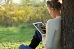 Sprachenlernen mit den netbook unterwegs