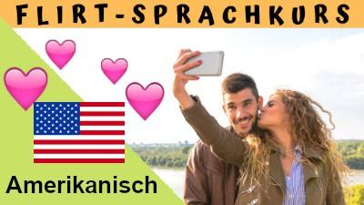 Amerikanisch-Flirtsprachkurs