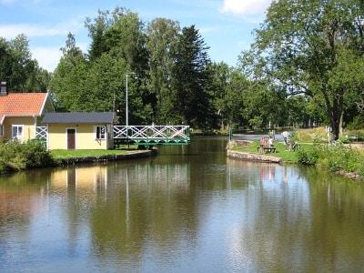 Götakanal Schweden